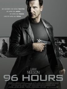 Actionfilm 2009: 96 Hours