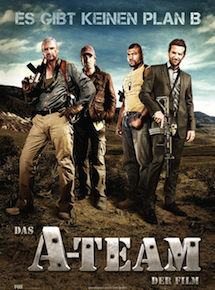 bester Actionfilm 2010: A-Team - der Film