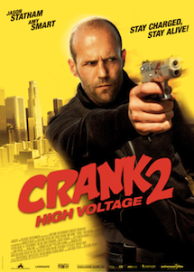 Actionfilm 2009: Crank 2