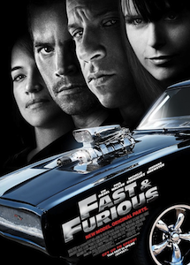 Actionfilm 2009: Fast & Furious 4