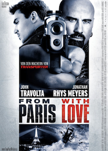 bester Actionfilm 2010: From Paris with Love