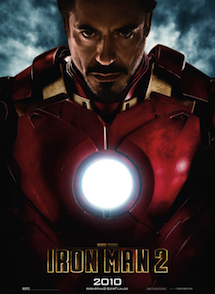 bester Actionfilm 2010: Iron Man 2