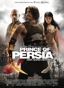 bester Actionfilm 2010: Prince of Persia