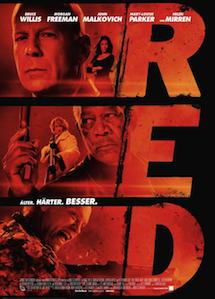 bester Actionfilm 2010: R.E.D.