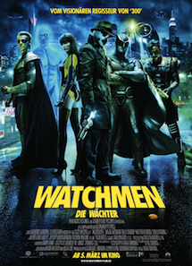 Actionfilm 2009: Watchman