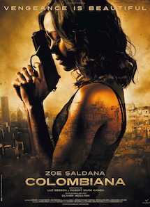 Actionfilm 2011: Colombiana
