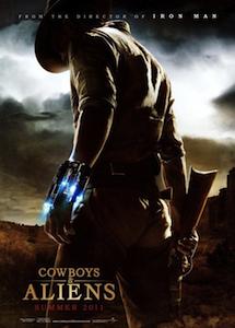 Actionfilme 2011: Cowboys & Aliens