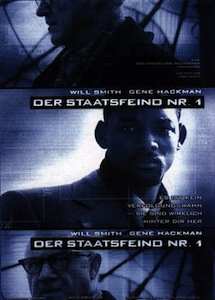 Will Smith Film: Der Staatsfeind Nr. 1 (1998)