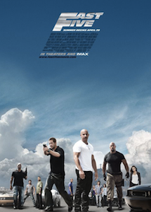 Actionfilm 2011: Fast & Furious Five