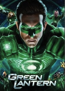 Actionfilm 2011: Green Lantern