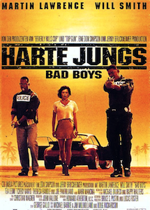 Will Smith Film: Bad Boys - Harte Jungs (1995)