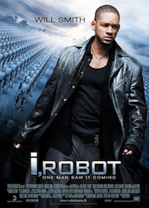 Will Smith Film: I, Robot (2004)