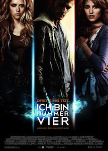 Actionfilm 2011: Ich bin Nummer Vier