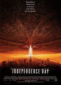 Will Smith Film: Independence Day (1996)