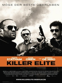 Actionfilm 2011: Killer Elite