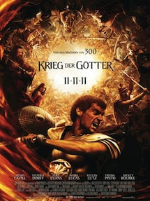 Actionfilme 2011: Krieg der Götter 3 D