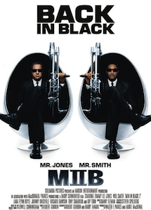 Will Smith Filme: Men in Black II (2002)