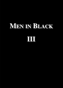 Will Smith Film: Men in Black III (2012)
