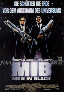 Will Smith Film: Men in Black (1997)