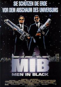 Will Smith Film: Men in Black (1997)