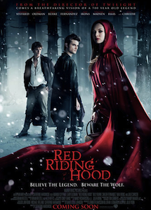 Thriller 2011: Red Riding Hood