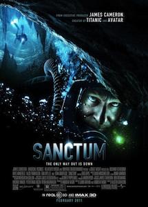 Thriller 2011: Sanctum