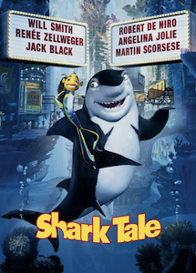 Will Smith Film: Shark Tale (2004)