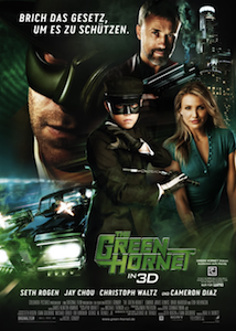 Actionfilm 2011: The Green Hornet