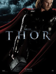 Actionfilm 2011: Thor
