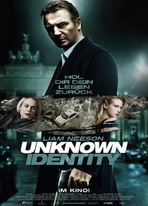 Thriller 2011: Unknown Identity