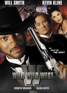 Will Smith Film: Wild Wild West (1999)