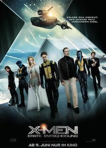 Actionfilme 2011: X-Men: Erste Entscheidung