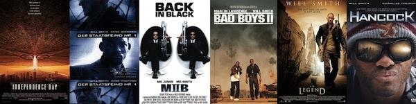 Will Smith Filme - Filmographie