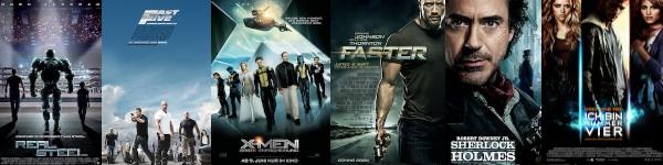 Top 10 der besten Actionfilme 2011