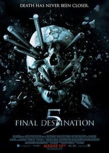 Top Horrorfilm 2011: Final Destination 5