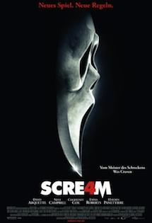 Top 10 Horrorfilm: Scream 4