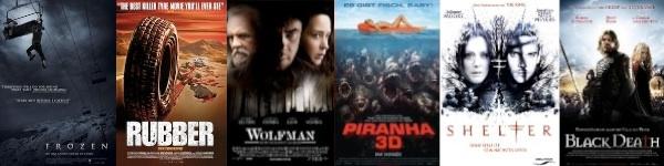 Top 10 der besten Horrorfilme 2010