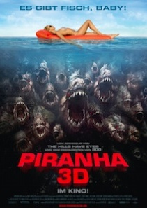 Horrorfilm 2010: Piranha 3D