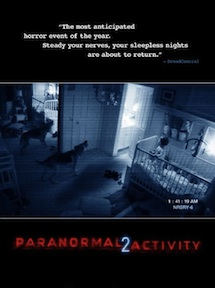 Horrorfilm 2010: Paranormal Activity