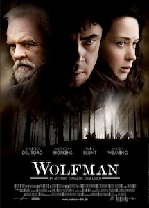 Top 10 Horrorfilme 2010: The Wolfman