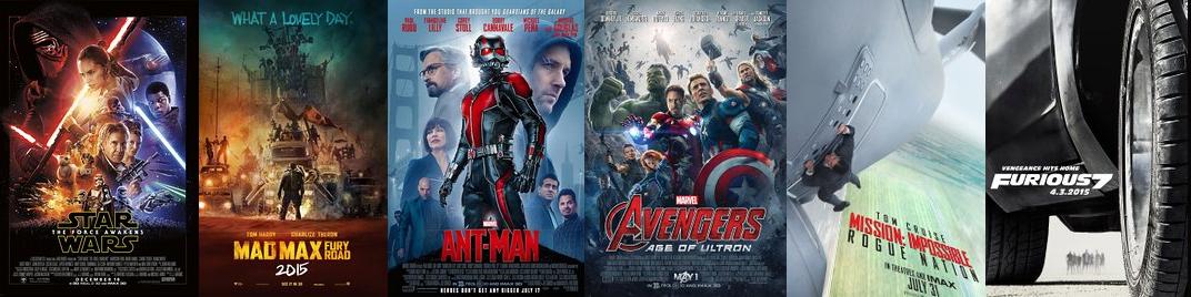 Die besten Actionfilme 2015 - Top 10